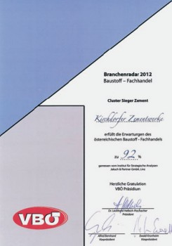 Branchenradar 2012
