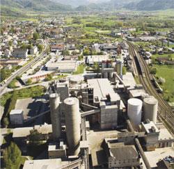 Sauberstes-Zementwerk
