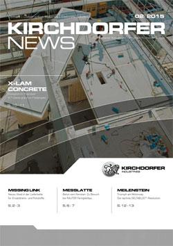 Kirchdorfer News 02/2015