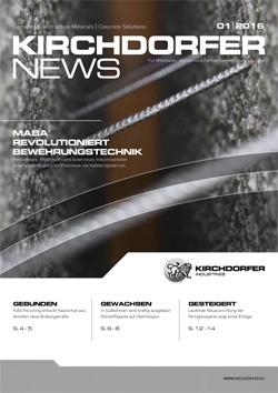 Kirchdorfer News 01/2016