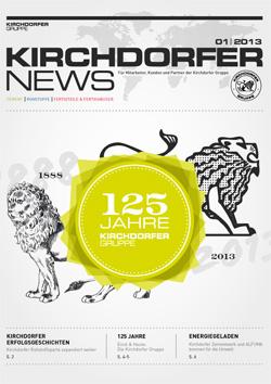 Kirchdorfer News 01/2013
