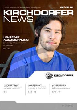 Kirchdorfer News 02/2016