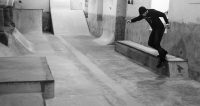 Skatepark Gothic Basement