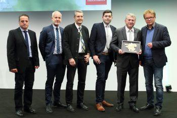 Kirchdorfer Zementwerk erhält den OÖ Landespreis für Umwelt und Nachhaltigkeit 2017