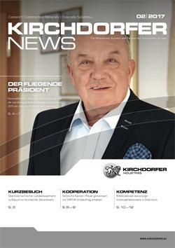 Kirchdorfer News 02/2017