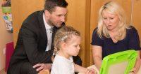 Spebde für heilpädagogischen Kindergarten der Lebenshilfe in Kirchdorf