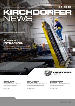 Kirchdorfer News 01/2018