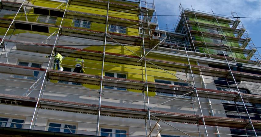 Graffiti-Agentur CONCRETE gestaltet Westfassade des Kirchdorfer Zementwerkes