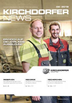 Kirchdorfer News 02/2018