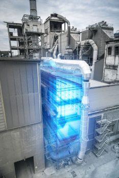 Das Herzstück nachhaltiger und umweltfreundlicher Zementproduktion: Die Kirchdorfer DeCONOx-Anlage