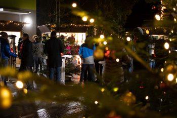 Zweiter Adventmarkt im Kirchdorfer Zementwerk